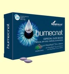 Humecnat - Especial Ojos Secos - Soria Natural - 36 comprimidos