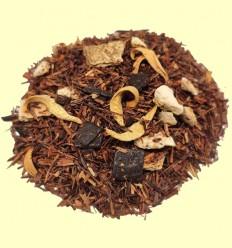 Rooibos Chocolate y Naranja aromatizado