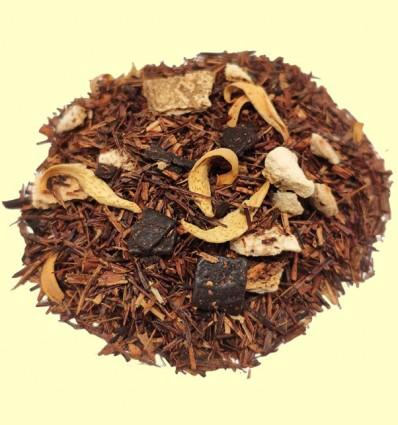 Té Rooibos Chocolate y Naranja aromatizado