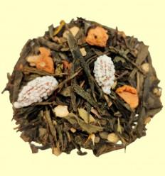 Té Verde con Jengibre Manzana y Canela Aromatizado