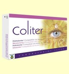 Coliter - Limpieza de los ojos - Tegor - 10 monodosis de 0,5 ml