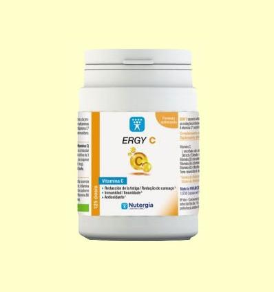 Ergy C - Vitamina C - Nutergia - 125 gramos