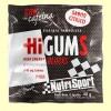 HiGUMS Cítrico - Hidratos de carbono - NutriSport - 40 gramos