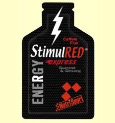 Stimulred Express - Guaraná + Ginseng - Nutrisport - 1 sobre