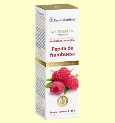 Aceite Vegetal Virgen de pepita de Frambuesa - Esential Aroms - 100 ml
