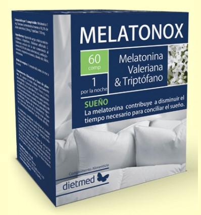Melatonox - Dietmed - 60 comprimidos