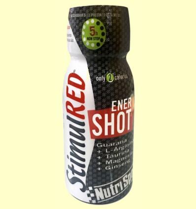 StimulRED Enershot - Rendimiento y Concentración - Nutrisport - 60 ml
