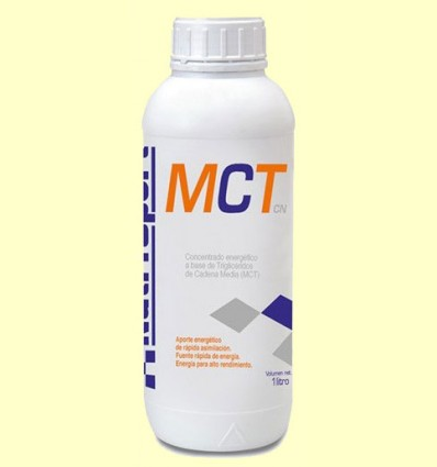 Triglicéridos Cadena Media MCT - NutriSport - 1 litro