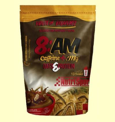 8AM Cafeína - Nutrisport - 650 gramos