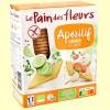 Pan de flores crujiente con Cebolla Bio - Le Pain des fleurs - 150 gramos