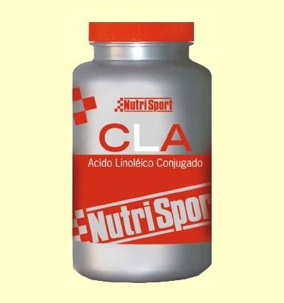 CLA - Ácido Linoleico Conjugado - Nutrisport - 100 cápsulas