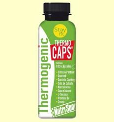 Thermo Caps - Nutrisport - 180 cápsulas