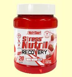 Stressnutril Fresa - Nutrisport - 800 gramos