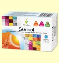 Sunsol - Novadiet - 30 cápsulas
