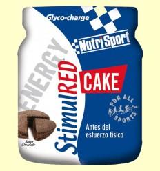 StimulRED Cake - Nutrisport - 560 gramos