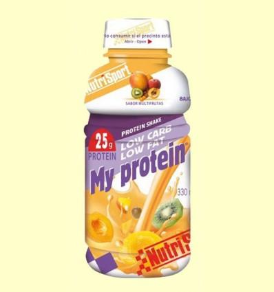 My Protein Multifrutas - NutriSport - 330 ml