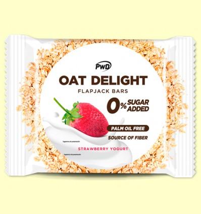 Barrita de Avena Oat Delight Yogur Fresa - PWD - 16 barritas