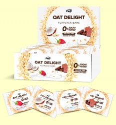 Barrita de Avena Oat Delight Chocolate Brownie - PWD - 16 barritas