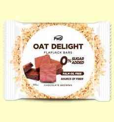 Barrita de Avena Oat Delight Chocolate Brownie - PWD - 16 barritas