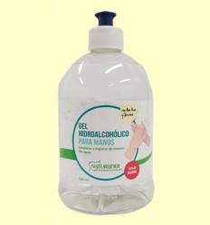 Gel Hidroalcohólico Manos - Naturlider - 500 ml