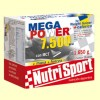 Mega Power Batido Fresa - NutriSport - 15 sobres