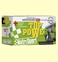 Top Power Fresa - NutriSport - 24 sobres
