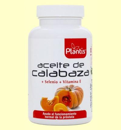 Aceite de Calabaza - Plantis - 180 cápsulas