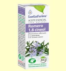 Aceite Esencial Romero 1,8 Cineol Bio - Esential Aroms - 10 ml