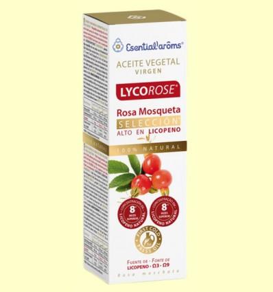 Aceite Vegetal Rosa Mosqueta Selección Lycorose® - Esential'arôms - 50 ml