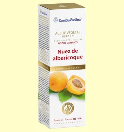 Aceite Vegetal Nuez de Albaricoque - Esential Aroms - 100 ml