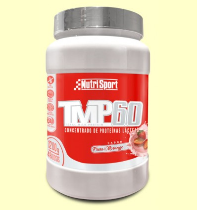 TMP 60 Fresa - Nutrisport - 1200 gramos
