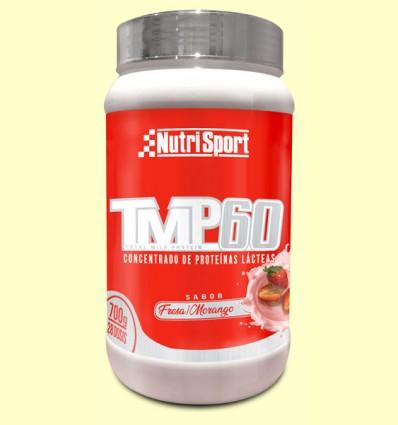 TMP 60 Fresa - Nutrisport - 700 gramos
