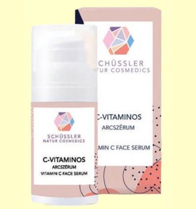 Serum Facial Vitamina C - Schüssler - 30 ml
