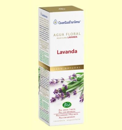 Agua Floral de Lavanda - Piel con Acné - Esential Aroms - 100 ml