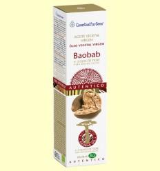 Aceite Vegetal Vírgen Baobab Bio - Esential Aroms - 50 ml