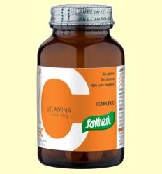 Vitamina Complex C 1000 mg - Santiveri - 50 comprimidos