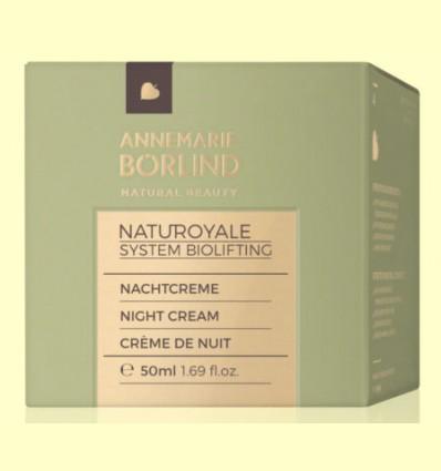 NatuRoyale Biolifting Crema de Noche Reparadora - Anne Marie Börlind - 50 ml