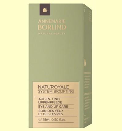 NatuRoyale Contorno de ojos y labios - Anne Marie Börlind - 15 ml