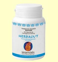 Herbagut - Serpenslabs - 90 cápsulas