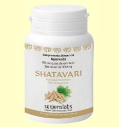 Shatavari - Serpenslabs - 90 cápsulas