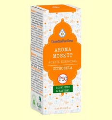 Pack Aroma Moskit con Brazalete - Anti Mosquitos - Esential Aroms - 15 ml
