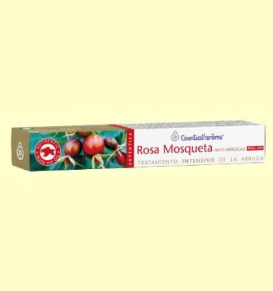 Roll-On Rosa Mosqueta Anti-Arrugas - Esential'arôms - 7 ml