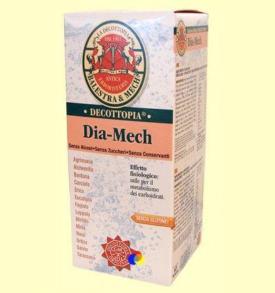 Dia Mech - Depurativo - La Decottopía Italiana - 500 ml