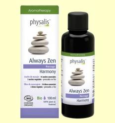 Always Zen - Aceite de masaje - Physalis - 100 ml