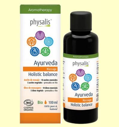 Ayurveda - Aceite de masaje - Physalis - 100 ml