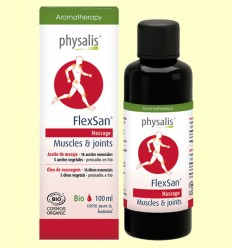 Flexan - Aceite de masaje - Physalis - 100 ml