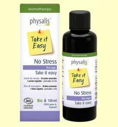 No Stress - Aceite de masaje - Physalis - 100 ml