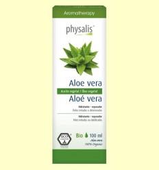 Aloe Vera Bio - Aceite vegetal - Physalis - 100 ml