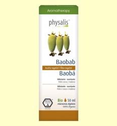 Baobab Bio - Aceite vegetal - Physalis - 50 ml