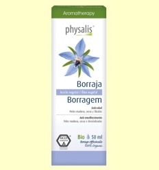 Borraja Bio - Aceite vegetal - Physalis - 100 ml